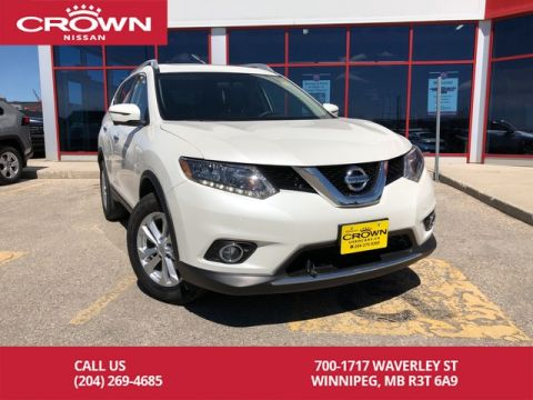 Pre-Owned 2016 Nissan Rogue SV Tech Package AWD *Bluetooth/360 Camera*
