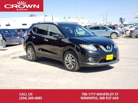 Pre-Owned 2014 Nissan Rogue SL AWD *Fully Loaded*
