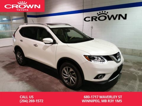 Pre-Owned 2015 Nissan Rogue SL AWD Premium Pkg / Local / One Owner / Great Condition