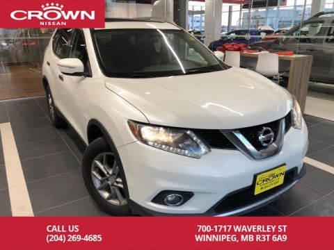 Pre-Owned 2015 Nissan Rogue SV Moonroof AWD *Blueooth/Heated Seats/Backup Cam*
