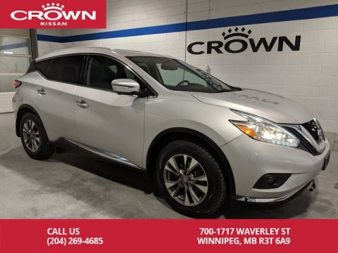 Pre-Owned 2016 Nissan Murano SL AWD *Sunroof/Navigation/Leather*