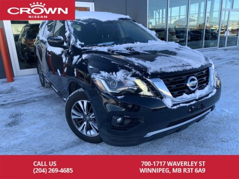 Pre-Owned 2018 Nissan Pathfinder SV 4WD *Bluetooth/Backup Camera/Remote Start*