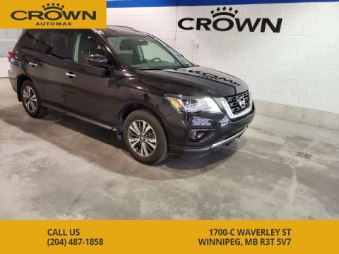 Pre-Owned 2018 Nissan Pathfinder SV Tech