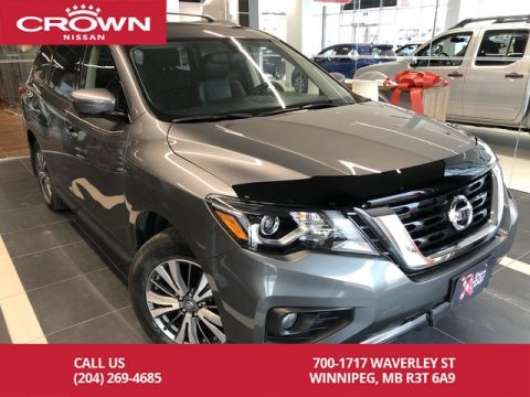 Pre-Owned 2018 Nissan Pathfinder SL 4WD *Accident Free/360 Backup Camera/Navigation*