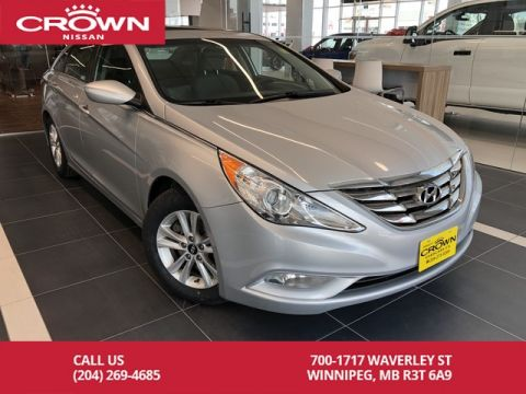 Pre-Owned 2013 Hyundai Sonata GLS *Bluetooth/Heated Seats*