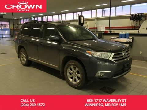 Pre-Owned 2012 Toyota Highlander 4WD / One Owner / Local / Low Kms / Great Codition