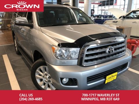 Pre-Owned 2014 Toyota Sequoia Platinum 4WD *Bluetooth/Backup Camera/Leather*