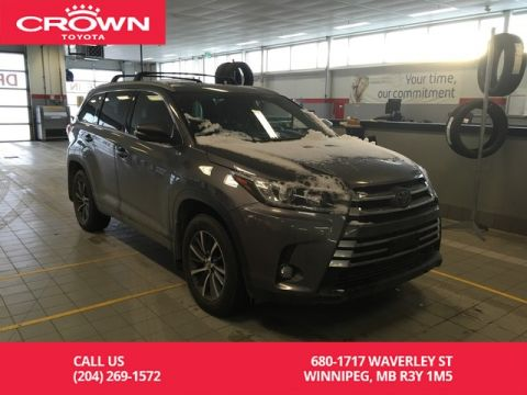 Pre-Owned 2018 Toyota Highlander XLE AWD / Crown Original / Accident Free / Lease Return