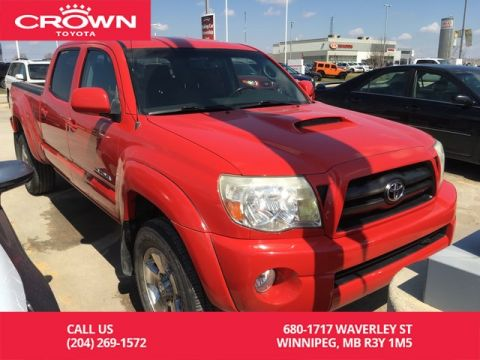 Pre-Owned 2007 Toyota Tacoma TRD Sport Double Cab AT / Low Kms / Good Condition / Great Value