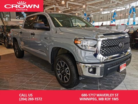 Certified Pre-Owned 2018 Toyota Tundra 4x4 TRD Off Road / Crown Original / Certified / Accident Free / 1 Owner