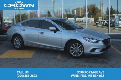 Pre-Owned 2017 Mazda6 GX **Bought Here/Serviced Here**