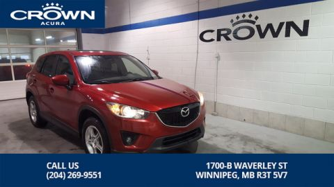Pre-Owned 2014 Mazda CX-5 GS AWD **Includes Winter Tires ** Sunroof**
