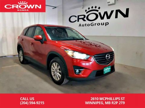 Pre-Owned 2016 Mazda CX-5 GS/ clean title/ low kms/ sunroof/back up cam/heated seats