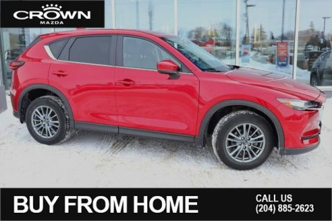 Pre-Owned 2017 Mazda CX-5 GX **Crown Original/Accident Free**