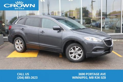 Pre-Owned 2015 Mazda CX-9 GS **Bought Here/Serviced Here**