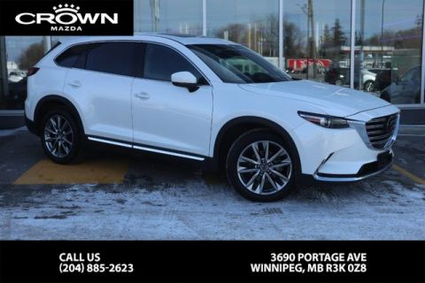 Pre-Owned 2017 Mazda CX-9 GT **Accident Free/Local/One Owner**