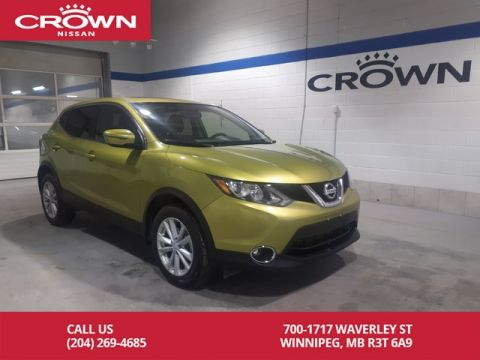 Pre-Owned 2017 Nissan Qashqai SV AWD **Certified Pre Owned/No Accidents**