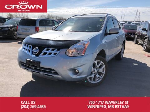 Pre-Owned 2013 Nissan Rogue SL AWD *Clean CarFax/Low KMs*