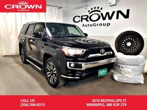 Pre-Owned 2017 Toyota 4Runner SR5/4wd/one owner/navigation/heated seats/winter tires