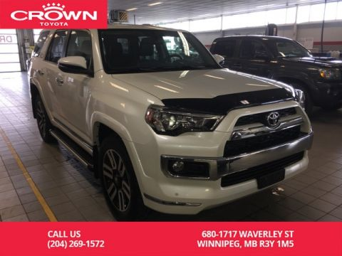Pre-Owned 2017 Toyota 4Runner Limited 5 Pass 4WD / Lease Return / Accident Free / Local / Fully Loaded