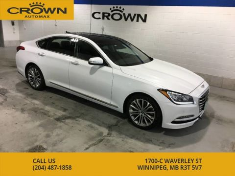 Pre-Owned 2015 Hyundai Genesis Sedan 4dr Sdn Luxury