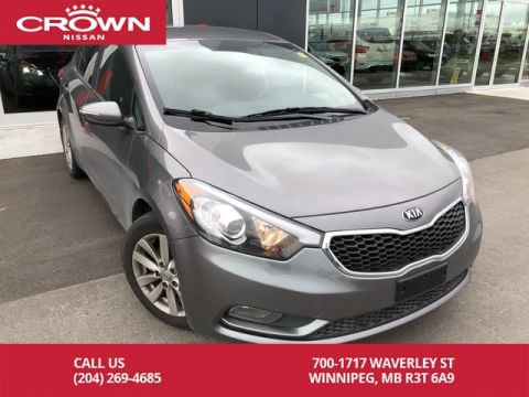 Pre-Owned 2015 Kia Forte LX *Remote Starter/Bluetooth/Heated Seats*