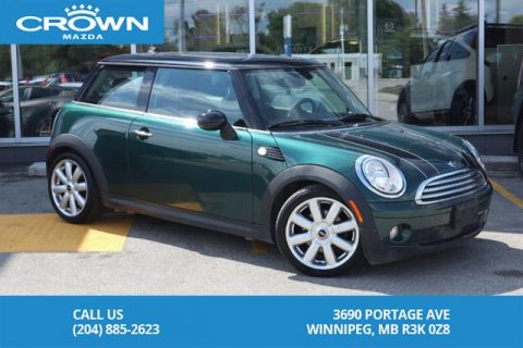 Pre-Owned 2009 MINI Cooper Hardtop 2dr Cpe Classic